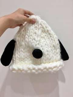 snoopy毛帽