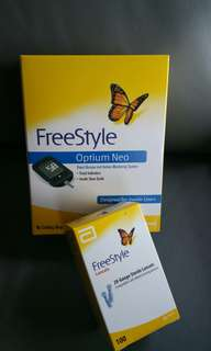 Freestyle Optium Neo Blood Glucose & Ketone Monitor