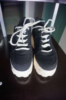 Korean rubber shoes