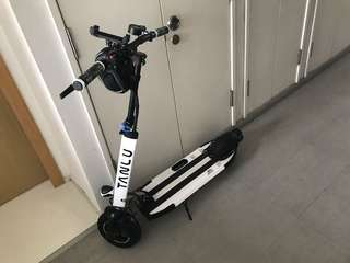 well maintained E-scooter