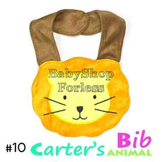 Carter's Bib - #10