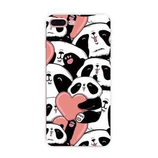🌼C-1077 Smart Panda Case🌼