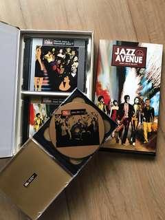 🚚 爵士大街[JAZZ AVENUE](全套6張CD)- 金革唱片出版