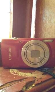 pocket camera canon ixus 185