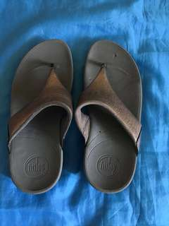 Authentic fitflop slippers, sandals, flats