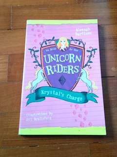 Unicorn Riders storybook