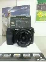 Camera sony A6300 bisa kredit
