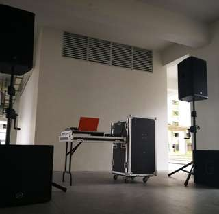 PROFESSIONAL SOUND SYSTEM FOR SALE