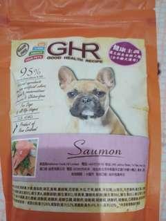 🚚 健康主義GHR 無穀鮭魚454g