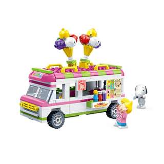 BanBao - 冰淇淋車-253片