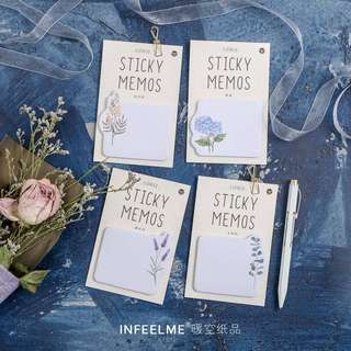 Instocks Sticky Memo Sticky Post It