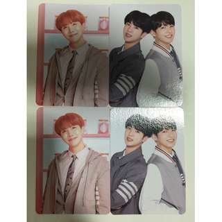 BTS 4th Muster Mini Photo Card Happy Ever After