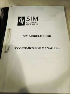 SIM Banking and Finance Notes