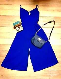 Navy Blue Stylish Jumpsuit