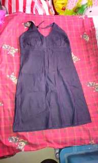Maong dress