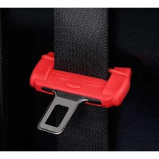 Prevent Seatbelt Knocking Silicon Cover