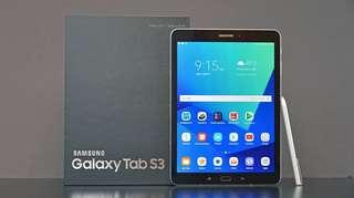 Kredit Samsung Galaxy Tab S3