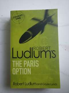 The Paris Option, Robert Ludlum (Covert One)