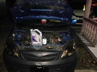 LK super racing oil