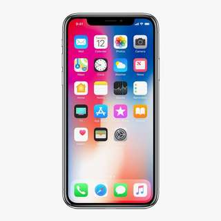 iphone X 64gb (re-contracting)