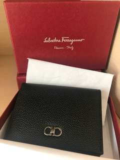 Salvatore Ferragamo Wallet (card holder size)