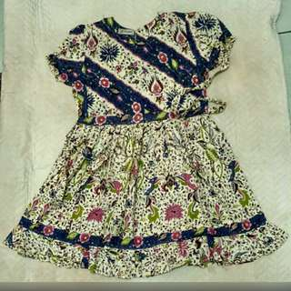 Dress Batik Sidoluhur