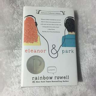 Eleanor and Park Hardbound