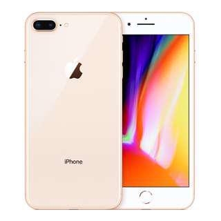 iphone 8 plus 64gb (re-contracting)