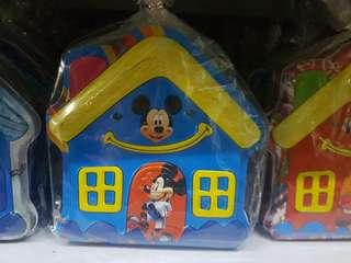Mickey Mouse Coin Bank