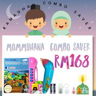 COMBO EBOOKKU + NOSE CLEANER NOSE ASPIRATOR