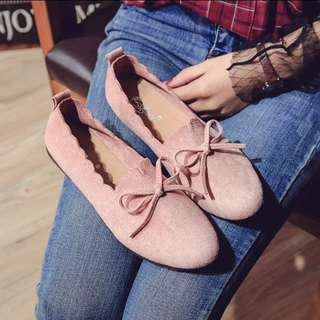 蝴蝶懶人鞋