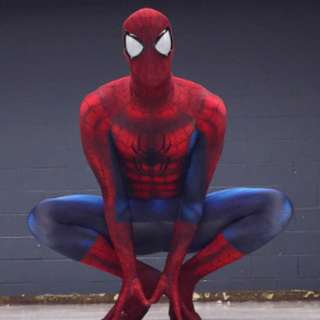 Spiderman costume #fashion75