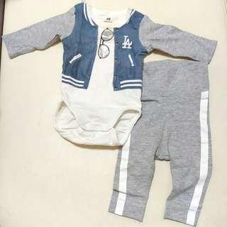H&M Baby jumper set