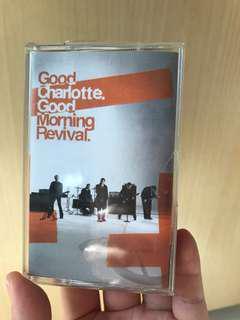 Good charlotte kaset pita