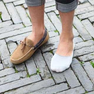 Unisex noshow bamboo fabric socks