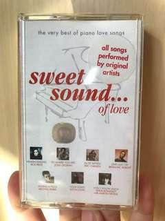 Sweet sound of love kaset pita