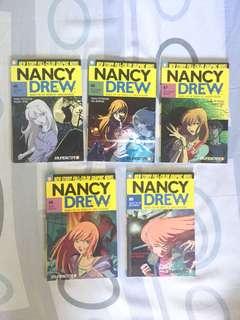 Nancy Drew Graphic Novel Set