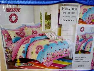 3in1 bed sheet set