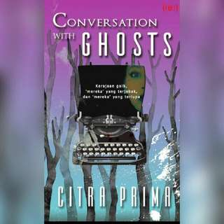 Ebook Conversation With Ghost