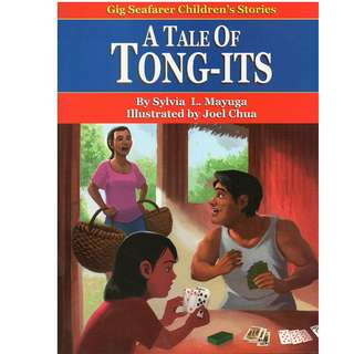 A Tale of Tong-its - Gig Seafarer Children's Stories series