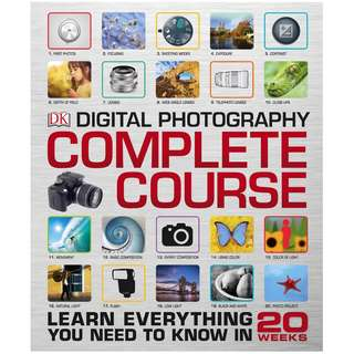Digital Photography Complete Course By David Taylor [eBook]