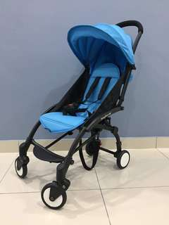 Babymum MC compact stroller