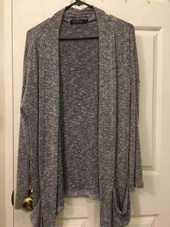 Glassons Grey Marle Cardigan