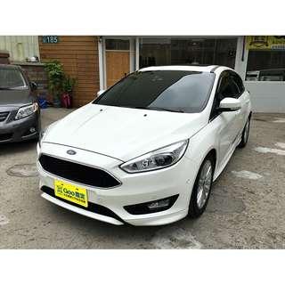 【FB搜尋昇霖汽車CAR-OK】Ford 2016年式 Focus 1.5 頂級運動型