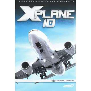 [CLEARANCE] X-Plane 10 Global Edition (PC/Mac/Linux)