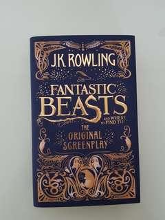 Fantastic beasts ( original screenplay )