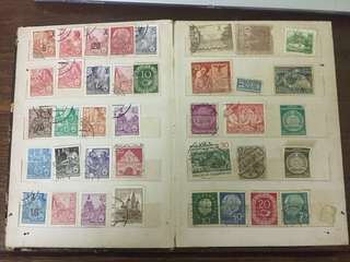 Dutch Old Stamps