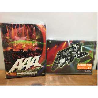 AAA Live DVD