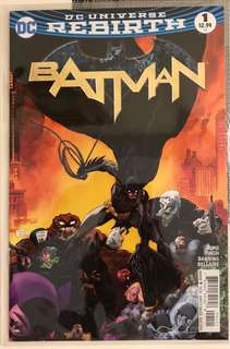 Batman rebirth tim sale variant bundle