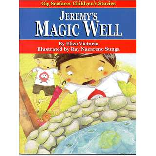 Jeremy's Magic Well - Gig Seafarer Children's Stories series